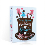 英文原版 Alice's Adventures in Wonderland and Alice's Adventure