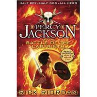 英文原版 波西・杰克逊系列 PERCY JACKSON AND THE BATTLE OF