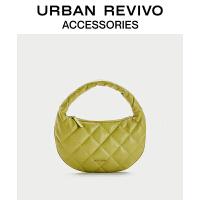 URBAN REVIVO2021夏季新品女士配件时髦廓形单肩包包AA10TB2N2000