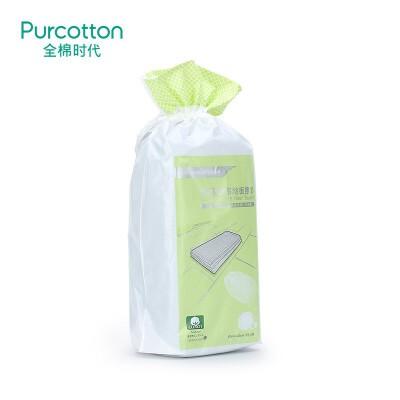 全棉时代厨房抹布地板擦巾擦巾擦拭巾百洁布多功能巾5片8层款