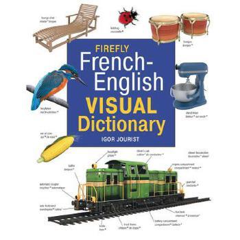 【预订】Firefly French-English Visual Dictionary 预订商品,需要1-3个月发货,非质量问题不接受退换货。