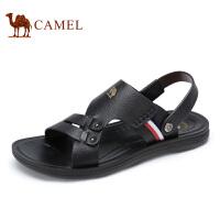 camel骆驼男鞋 凉鞋沙滩鞋 夏新款男凉鞋日常凉拖鞋