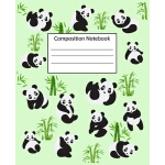 预订 Composition Notebook: Notebook Cute Giant Panda Gifts fo