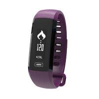 智能手表 疲劳测量睡眠监测 QQ微信闹钟蓝牙拍照情侣手表 可礼品卡支付