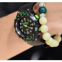防水指针 学生手表男孩电子表防水 指针表青少年手表儿童手表运动石英表 支持礼品卡