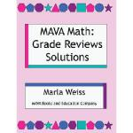 【预订】Mava Math: Grade Reviews Solutions