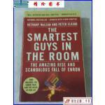 【二手9成新】The Smartest Guys In The Room: The Amazing Rise