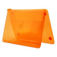 ikodoo爱酷多 Macbook Air 11.6寸 苹果笔记本保护壳 水晶壳 透橙