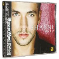 正版现货 肖恩沃德 shayne ward 同名专辑 CD 歌词本