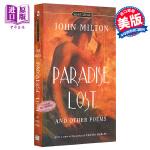 【中商原版】《失乐园》诗歌选/英文原版/Paradise Lost and Other Poems