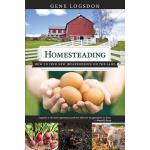 预订 Homesteading: How to Find New Independence on the Land [