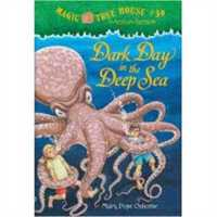 Dark Day in the Deep Sea: Merlin Mission [With Tattoos] 神奇树屋
