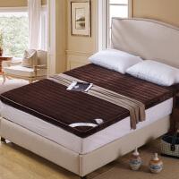 梵巢家纺 床垫床褥子加厚可折叠学生宿舍榻榻米床垫被法莱绒单人双人