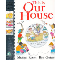 This is Our House 这是我们的家(书+DVD) ISBN9781406323887