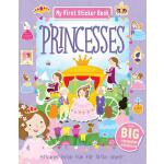 预订 My First Sticker Book: Princesses [ISBN:9781787000599]