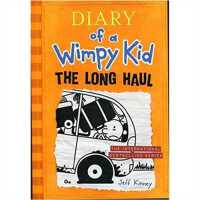 小屁孩日记 英文原版 Diary of a Wimpy Kid #9: The Long Haul小屁孩日记 英文原版