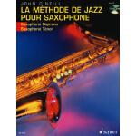 预订 La Methode de Jazz Pour Saxophone: French Language Book/