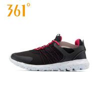 361度女鞋时尚韩版运动鞋轻便跑鞋网面跑步鞋