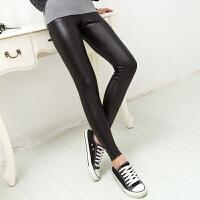 春款外穿打底裤薄款小脚裤修身显瘦女长裤大码铅笔裤  YBY-PU