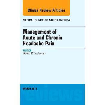 【预订】Management of Acute and Chronic Headache Pain 美国库房发货,通常付款后3-5周到货!