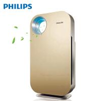 飞利浦(PHILIPS)空气净化器 KJ330F-C03(AC4076) 香槟色家用除雾霾除甲醛除过敏原