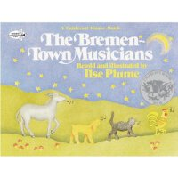 The Bremen-Town Musicians (1981 Caldecott Honor Book) 《布来梅的