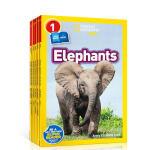 英文原版美国国家地理系列一阶段【6册】儿童英语大自然科普百科读物 分级阅读National Geographic KI