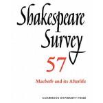 预订 Shakespeare Survey: Volume 57, Macbeth and Its Afterlife