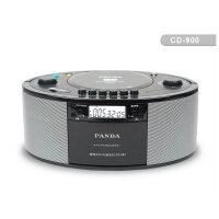 熊猫CD机 CD900录音机磁带收录机胎教机 英语学习机DVD VCD CD MP3 WMA MP4多功能播放机 US