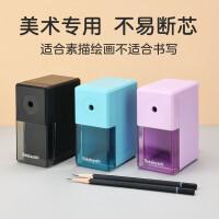日本仲林(Nakabayashi)手摇素描卷笔刀/美术学生专用削笔器/可调粗细炭笔转笔刀