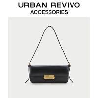 URBAN REVIVO2021春夏新品女士配件简约小巧单肩包AW18BB2N2000