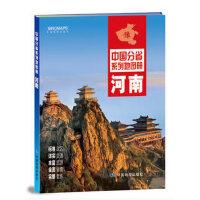 2020年中国分省系列地图册-河南