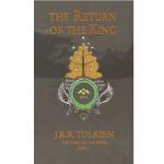 英文原版 The Return of the King 指环王3:王者归来(50周年纪念版)