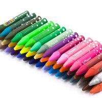 马培德MAPED 12/18/24/36/48色油画棒 儿童绘画彩笔涂鸦文具