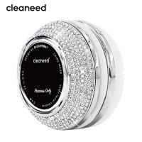 cleaneed 洁面仪 硅胶电动毛孔清洁去黑头美容按摩洗脸仪 钻石水晶闪耀系列高端款 白天鹅