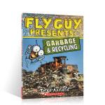 【顺丰包邮】苍蝇小子Fly Guy Presents 科普桥梁书系列: Garbage And Recycling 垃