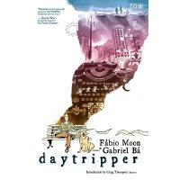 英文原版 漫画 一日谈 图像小说 艾斯纳奖 Daytripper by Fábio Moon & Gabriel Bá