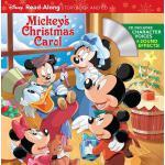 【预订】Mickey's Christmas Carol Read-Along Storybook and CD