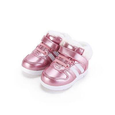 【99元任选2双】天美意teenmix童鞋幼童鞋子特卖休闲鞋宝宝学步鞋(0-4岁可选)CX7455 【11.13超品日:限时99元2双】