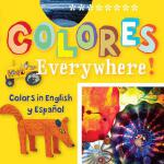 【预订】Colores Everywhere!: Colors in English y Espanol