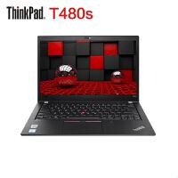 联想ThinkPad T480s(2LCD)14英寸轻薄笔记本电脑(i5-8250U 8G 256GSSD MX150