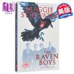 【中商原版】乌鸦们 英文原版 The Raven Boys (Raven Cycle) Maggie Stiefvat