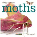 预订 Creepy Creatures: Moths[ISBN:9780898129373]