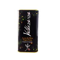 维莎庄园特级初榨橄榄油 1000毫升铁罐装 西班牙原瓶进口 1000ml