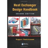 【预订】Heat Exchanger Design Handbook, Second Edition