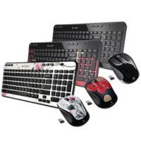 罗技(Logitech)MK365 无线键鼠套装 亲,注意是三种颜色供你选择哦!