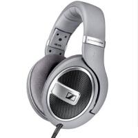 森海塞尔(Sennheiser)HD 579 HD579开放式包耳式高保真可拆卸耳机线耳机 灰色 HD518升级版