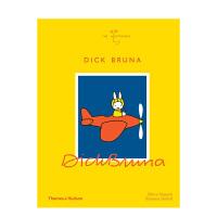 Dick Bruna 迪克・布鲁纳 Miffy米菲兔创作者 作品集 英文设计