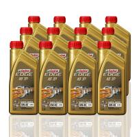 嘉实多(Castrol)极护 磁护 启停保全合成机油 汽车润滑油 SN级 整箱装 极护0W-40 1L*12/箱