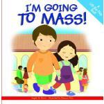 【预订】I'm Going to Mass!: A Lift-The-Flap Book